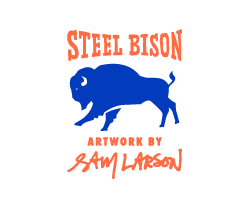 Steel Bison Logo
